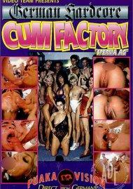 German Hardcore: Cum Factory Porn Movie