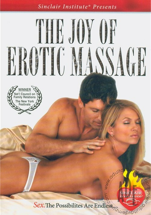 the joy of erotic massage