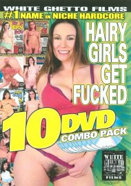 Hairy Girls Get Fucked (10 Pack) Porn Movie