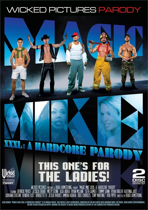 Magic Mike XXXL:  A Hardcore Parody Porn Movie