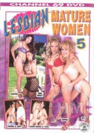 Lesbian Mature Women 5 Porn Video