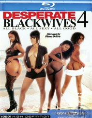 Desperate Black Wives 4 DVD Image from Video Team.