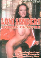 Loni Sanders Triple Feature Porn Movie
