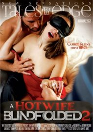 A Hotwife Blindfolded 2 DVD Image from New Sensations.