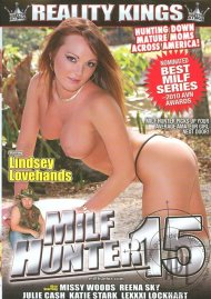 MILF Hunter Vol. 15 DVD Image from Reality Kings.