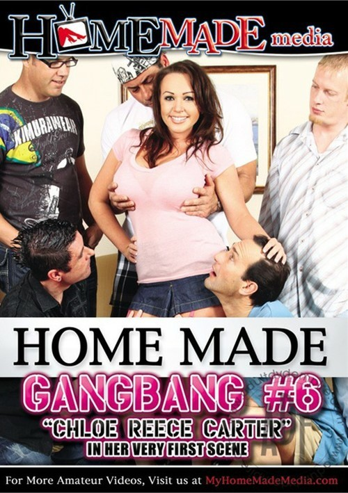 Home Made GangBang 6