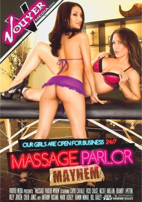 Massage Parlor Mayhem