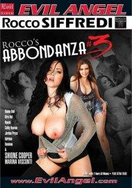 Roccos Abbondanza #3: Big Boob Bonanza Porn Movie