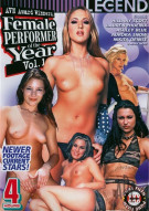 AVN Award Winners Female Performer of the Year Vol. 1 Porn Movie