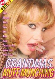 Grandmas Muff Munching Porn Video