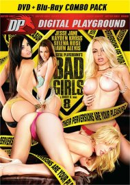 Bad Girls 8 (DVD + Blu-ray Combo) Porn Movie