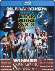 Star Wars XXX: A Porn Parody Blu-ray Image from Vivid.