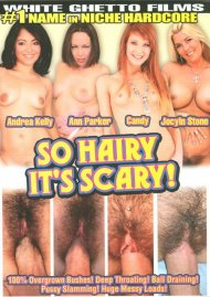 So Hairy Its Scary! Porn Movie