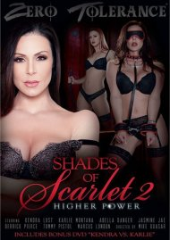 Shades Of Scarlet 2: Higher Power DVD Image from Zero Tolerance Ent.