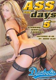 Ass for Days 5 Porn Video