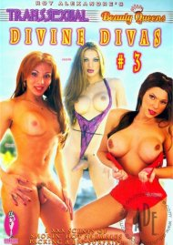 Transsexual Beauty Queens: Divine Divas 3 Porn Movie