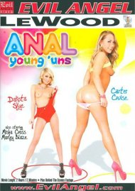 Anal Young 'Uns DVD Image from Evil Angel.