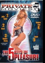 5 Keys of Pleasure, The Porn Video