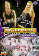 Amazing She-Male Trilogy Porn Movie