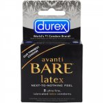 Durex Avanti Bare Latex - 3 Pack Sex Toy
