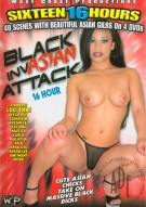 Black Invasian Attack (16 Hours) Porn Movie