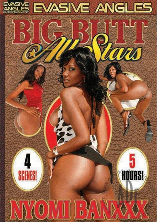 Big Butt All Stars: Nyomi Banxxx