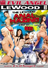 Le Wood Anal Hazing Crew #5, The Porn Movie