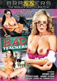 Bad Teachers DVD Image from Brazzers.