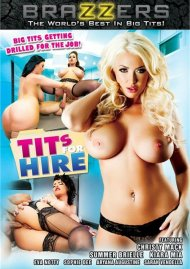Tits For Hire DVD Image from Brazzers.