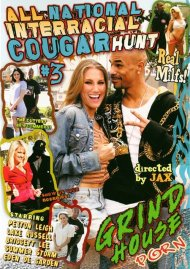 All National Interracial Cougar Hunt #3 Porn Movie