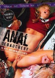 Anal Debauchery Porn Video