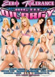 Big Tit Oil Orgy Porn Movie