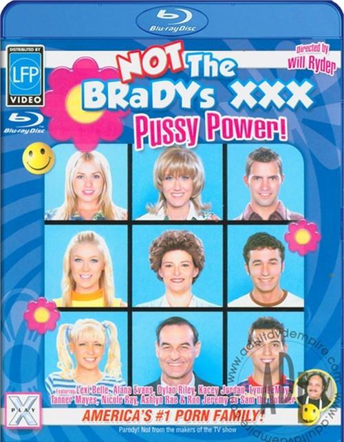Not The Bradys XXX: Pussy Power
