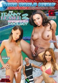 The Tranny Chaser 2: Confessions Of A Poolboy DVD Image from Grooby Productions.
