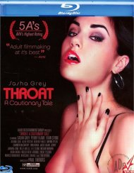 Throat: A Cautionary Tale Blu-ray