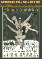 Blonde Ambition Platinum Elite Collection Porn Video