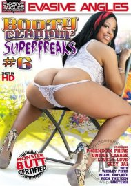 Booty Clappin Superfreaks 6 Porn Video