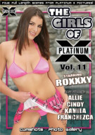 Girls Of Platinum X Vol. 11, The Porn Video
