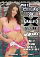 Girls Of Platinum X Vol. 11, The Porn Video