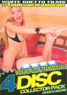 Wide World of Transsexuals: 4 Disc Collectors Pack Porn Movie