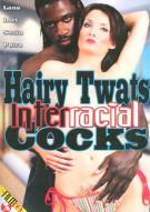 Hairy Twats Interracial Cocks Porn Video