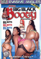 Miss Big Black Booty Magazine Porn Video