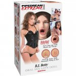 Pipedream Extreme Dollz: BJ Betty Oral Sex Love Doll Sex Toy