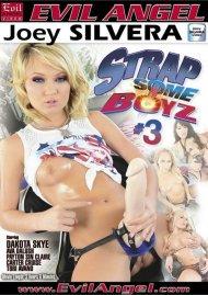 Strap Some Boyz #3 DVD Image from Evil Angel.