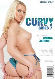Curvy Girls Vol. 7 DVD Image from Elegant Angel.