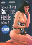Lost Films of Suzanne Fields, The: Volume 2 Porn Video