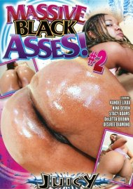 Massive Black Asses! #2 Porn Movie