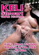 Keli Stewart Triple Feature Porn Video