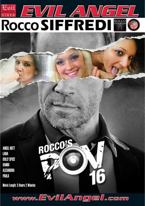 ����� ������ ����� #16 / Rocco's POV #16 (2014) DVDRip
