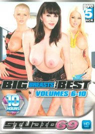 Big Breasts Are Best Vol. 6-10 Porn Movie